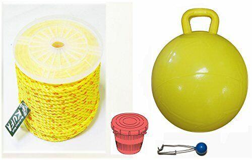 Combo De Accesorios De Trampa Camarón Kufa Deportes, cuerda  de poliéster 400', flaot & Cebo Jar (PAP5)  venta caliente
