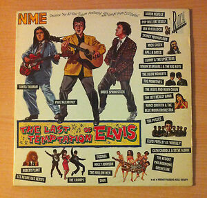 THE-LAST-TEMPTATION-OF-ELVIS-Various-Vinyl-2-Lp-NME-LP-038-039-1990-UK