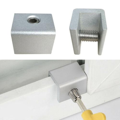 Steel Door Wndow Track Limiter Sliding Window Security Anti-theft Lock Tool