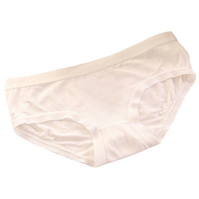 Womens Sexy Cotton Bamboo Underwear Briefs Comfortable Soft Seamless Panties