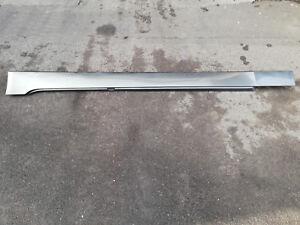 BMW-E60-Seitenschweller-Schwellerleiste-Schweller-links-Titangrau-7033759-82
