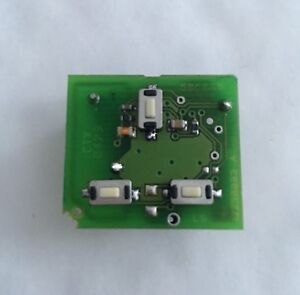 GENUINE-VAUXHALL-3-BUTTON-REMOTE-KEY-FOB-CIRCUIT-BOARD-VECTRA-C-SIGNUM