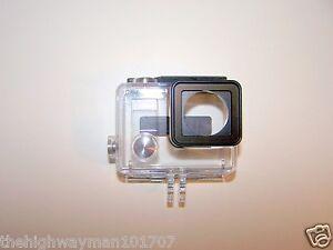 Genuine GoPro Hero 3 or 3+Plus and the Hero 4 Standard Slim Waterproof Housing