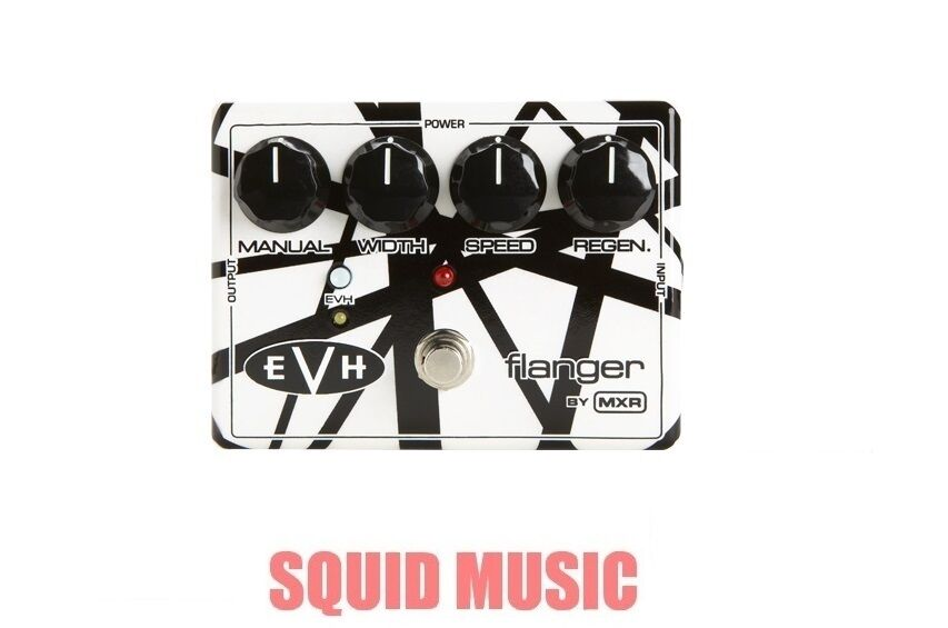 MXR Dunlop EVH-117 Eddie Van Halen Flanger Speed, Width EVH117 ( BEST OFFER )