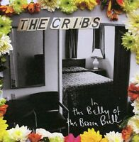 The Cribs - In The Belly Of The Brazen Bull [new Cd] on sale