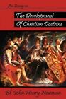 An Essay on the Development of Christian Doctrine by Bl John Henry Newman (Paperback / softback, 2013)
