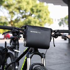 Intsun Waterproof 3L Bike Handlebar Bag Cycling Bicycle Mountain Road MTB Bike H