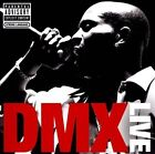 Live [PA] by DMX (CD, May-2012, BMG (distributor))