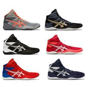 Kids Wrestling Shoes ASICS MATFLEX 6 GS Boxe MMA Combat Chaussures De Sport