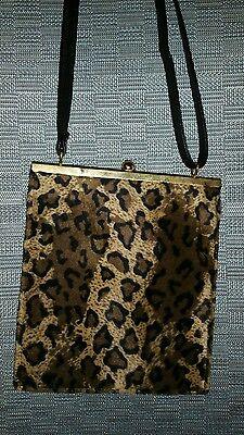 Vintage Comeco Handbag Purse adjustable shoulder strap EUC