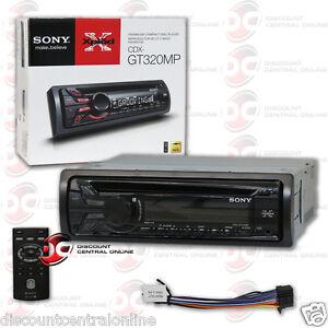 Sony Drive  Car Stereo Gt