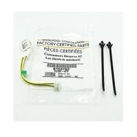 Whirlpool Factory Part 8193762 Dishwasher Thermal Fuse