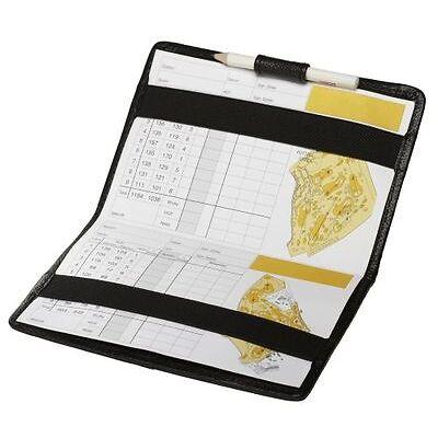 Scorekartenhalter / Scorecard-Pocket   nützliches Accessoire oder Golfgeschenk