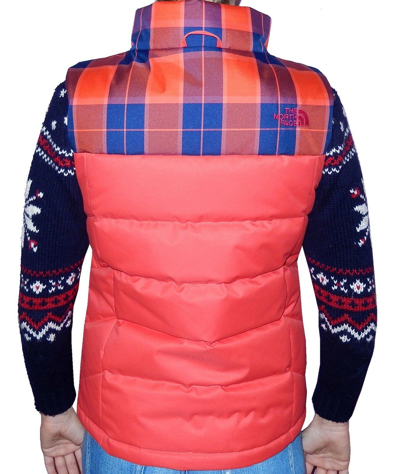 The North Face Women's Sheka RTO Down Vest Full Zip Zip Zip 515d20