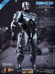 Hot Toys Robocop à l'échelle 1/6 du film Chef-d'œuvre figuré sous pression Figure 787551976250