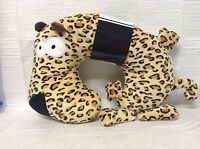 Travel Neck Pillows For Kids Animal & Fruit Designs Snuggly & Cuddly Neck Buddy