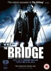 The Bridge Season 1 Complete DVD UK Crime Drama BBC TV Series Region 2