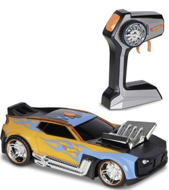 Happy People 36967 Hot Wheels Hyper Racer™ RC Twinduction™ Fahrzeug Auto 27MHz