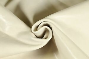 Smooth-034-Collins-Beige-034-Scrap-Leather-Hide-Approx-7-sqft-R64F1-8