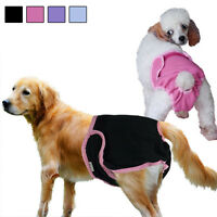 New Female Dog Physiological Pants Pet Menstrual Sanitary Diaper Nappy Underwear