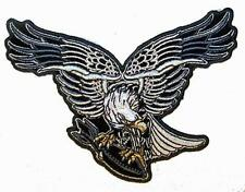 EAGLE BOMB DROPPER PATCH P7280 NEW jacket patches BIKER EMBROIDERIED IRON ON SEW