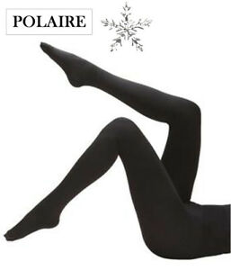 ... COLLANT-POLAIRE-NOIR-TAILLE-L-CHAUD-HIVERS-CONFORT- 609dd75e4bb