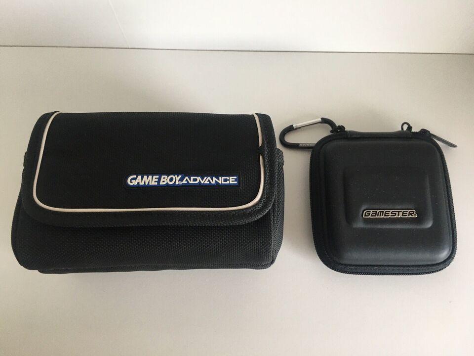 Game Boy Advance spil og tilbehør sælges, Gameboy Advance