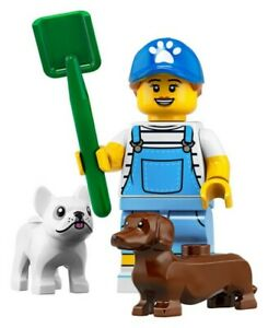 LEGO-Minifigures-Series-19-Dog-Sitter-71025-SEALED
