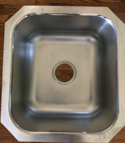 ELKAY Under Mount Stainless Steel Sink 51934553-1 T301  NEW