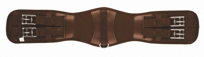 Collegiate Memory Foam Mono Flap Girth Many Sizes 18  to 36  Available NEW