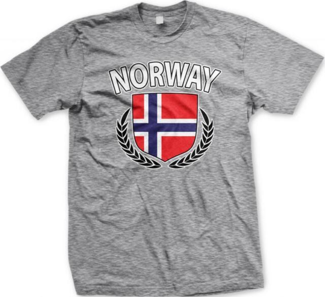 Norway Text Flag Noreg Norge Flagg Nordmann Norwegian Pride Hoodie Pullover