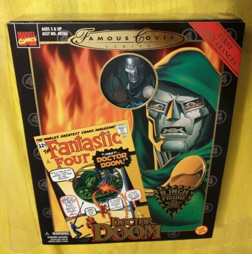 DOCTOR Victor VON DOOM DESTINO FAMOUS COVER MARVEL 8