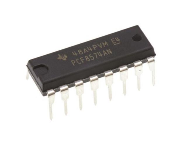 PCF8574AN 8-Channel I/O Erweiterung 100kHz, I2C, Smbus , 16-Pin Pdip ''UK Firma