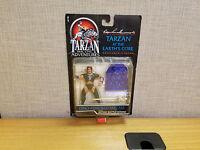 Trendmasters Tarzan Epic Adventures Dino-armored Tarzan Figure,