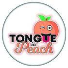 tongueinpeach