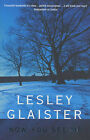 Now You See Me by Lesley Glaister (Paperback, 2002)