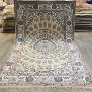 Silk Area Rug Lounge Family Room