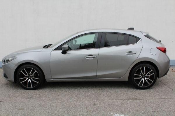 Mazda 3 2,0 Sky-G 120 Vision aut. - billede 2