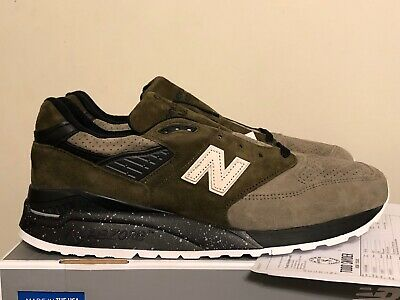 sale retailer ec921 1eb7a NEW BALANCE 998 X TODD SNYDER DIRTY MARTINI OLIVE GREEN ...