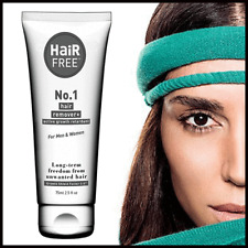 hair free No 1 hair remover and active growth retardent cream