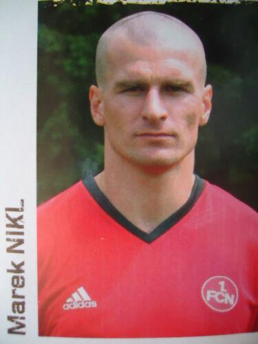 Panini 394 BL Fussball 2004//05 Marek Nikl 1 FC Nürnberg