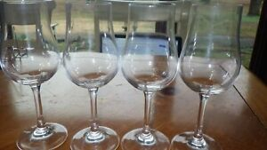 Stolzle Professional Collection Wine glass elegant stems Lead free crystal 4 8oz