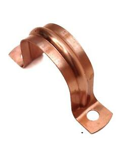 Bag of 10 22mm Copper Pipe Saddle