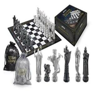 Harry-Potter-Wizard-Chess-Set-Toy-Play-The-Noble-Collection-New