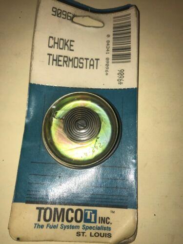 Tomco 9096 Carburetor Choke Thermostat For GM Rochester 4bbl /& 2bbl Carburetors