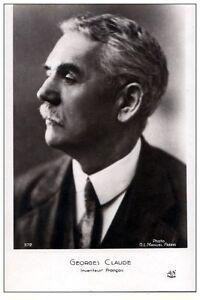 CPA-Photo-Manuel-Georges-Claude-Inventeur-Francais-Createur-d-039-Air-Liquide
