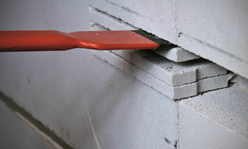 6x Trennscheibe Betonfräse Schlitzfräse Eibenstock EMF 150.1 Mauerschlitzfräse