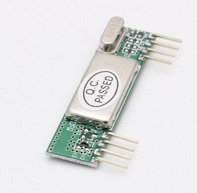 1pcs RXB6 433Mhz Superheterodyne Wireless Receiver Module for Arduino/ARM/AVR