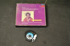 box 2 cd Puccini Madama Butterfly Serafin Tebaldi Bergonzi cosotto 1989 germany