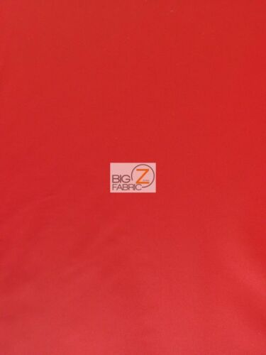 """Red 60/"""" WIDTH SOLD BTY CANVAS WATERPROOF//UV PROTECTED OUTDOOR FABRIC"""